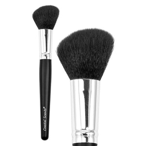 COASTAL SCENTS Blush Angle Brush Large