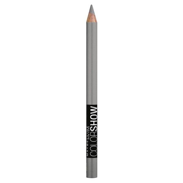 MAYBELLINE Color Show Crayon Khol Eyeliner - Sparkle Grey #120