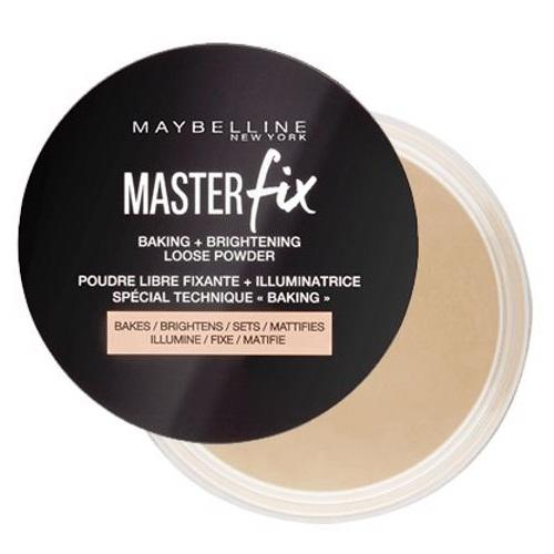 MAYBELLINE Master Fix Microfine Baking + Brightening Loose Powder