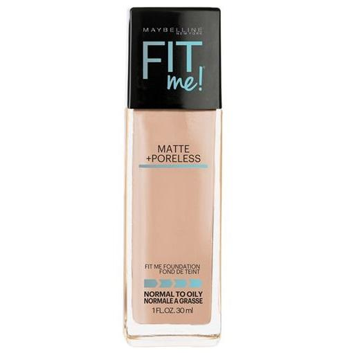 MAYBELLINE Fit Me Matte + Poreless Foundation - Buff Beige #130