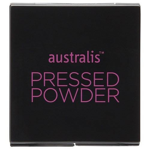 AUSTRALIS Pressed Powder - Darkest Brown