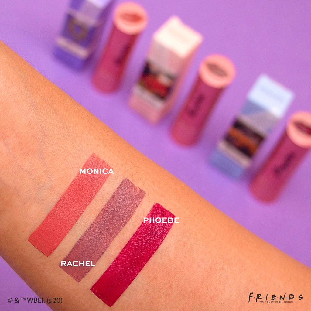 MAKEUP REVOLUTION X Friends Rachel Lipstick