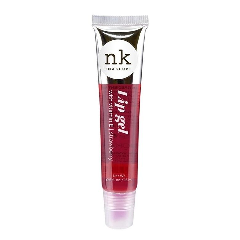 NICKA K Lip Gel - Strawberry