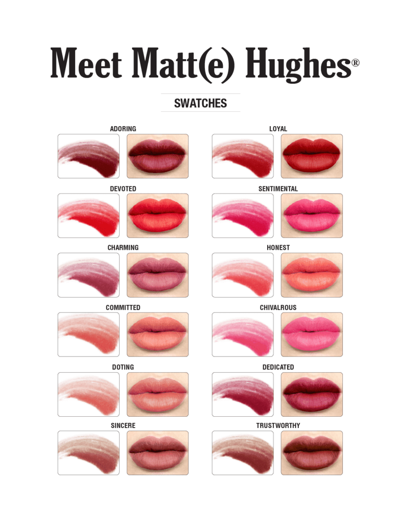 THEBALM Meet Matt(e) Hughes - Committed