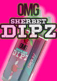 CHERRY SHERBET DIPZ BY OMG EJUICE - 50ml - 0mg
