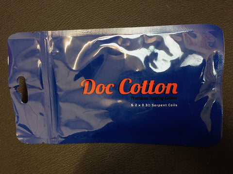 Doc Cotton Serpent Coils