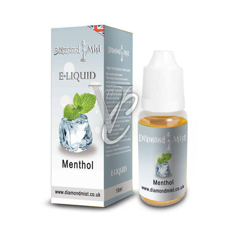 Menthol Flavour 10ml - Diamond Mist