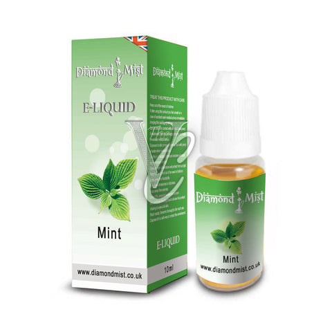 Mint Flavour 10ml - Diamond Mist