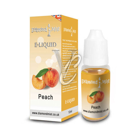 Peach Flavour 10ml - Diamond Mist