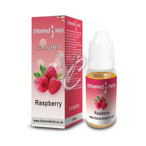 Raspberry Flavour 10ml - Diamond Mist