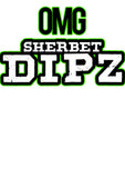 BLACKCURRANT & LEMON SHERBET DIPZ BY OMG EJUICE - 50ml - 0mg