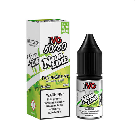 Neon Lime By IVG 10ML