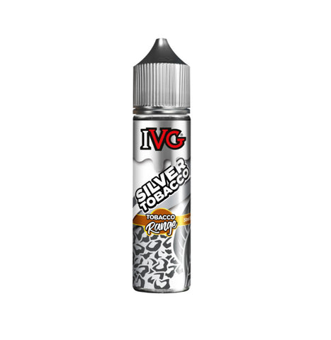 Silver By IVG Tobacco 50ml