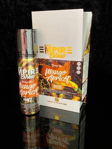 MANGO APRICOT BY EMPIRE BREW - 50ml - 0mg