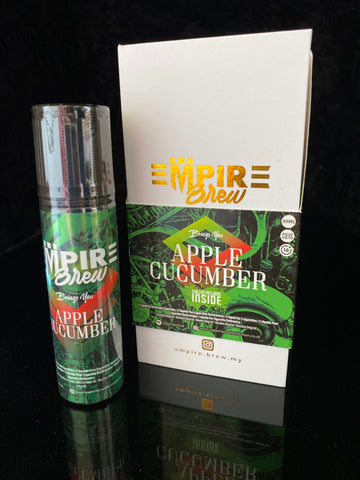 APPLE CUCUMBER BY EMPIRE BREW - 50ml - 0mg