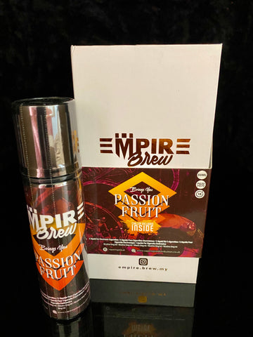 PASSION FRUIT BY EMPIRE BREW - 50ml - 0mg