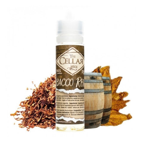 TOBACCO RESERVE BY THE CELLAR- 50ml - 0mg 70/30