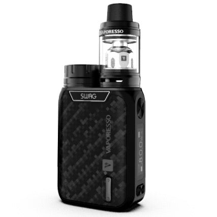 SWAG KIT BY VAPORESSO plus 1x samsung 25r18650 battery included