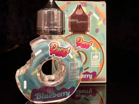 BLUEBERRY BY DONUT PUFF- 50ml - 0mg