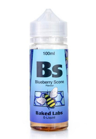 Blueberry Scone By Baked Labs 100ML 70/30