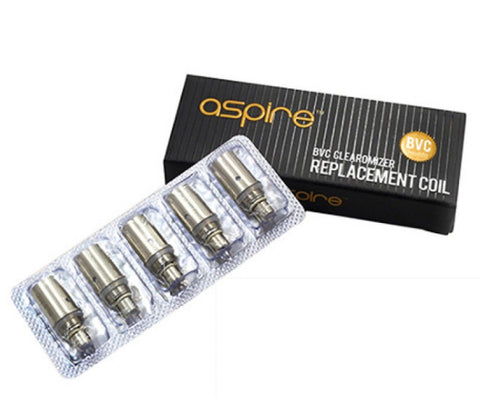 BVC Clearomizer Replacement Coil 1.8 Ohm by Aspire