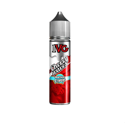 Cherry Wave By IVG Menthol 50ml