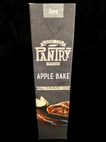 APPLE BAKE BY FROM THE PANTRY- 50ml - 0mg