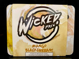 MANGO BLACKCURRANT BY WICKED BREW - 50ml - 0mg