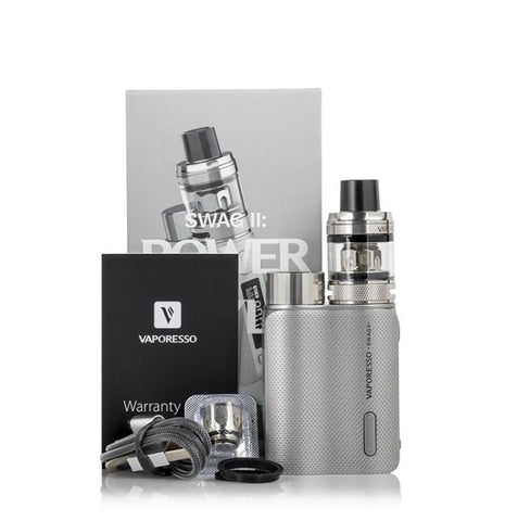 Swag 2 By Vaporesso plus 1x samsung 25r18650 battery included