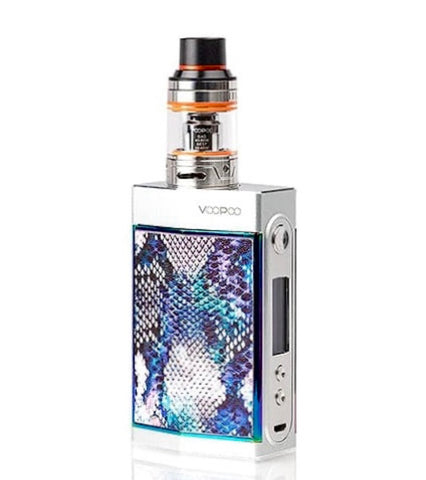 VOOPOO TOO 180W Box Full Kit includes 2x samsung 25r18650 batteries
