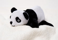 "Load image into Gallery viewer, 6"" Baby Safe Plush Panda"