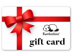 Bamboobino Virtual Gift Card