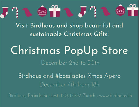 VERA Birdhaus Pop-Up Dec2019
