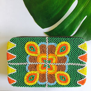 VERA Bagobo Beaded Purse