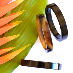 VERA Horn Bangle Trio