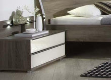 instrument ROSARIO 2 drawer bedside [Multicolour] - INSTRUMENT FURNITURE