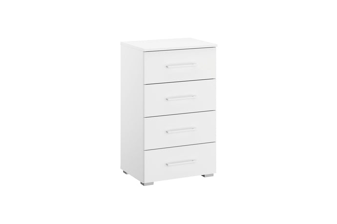 instrument Helix chest of drawers 47cm [Matt Alpine White] - INSTRUMENT FURNITURE