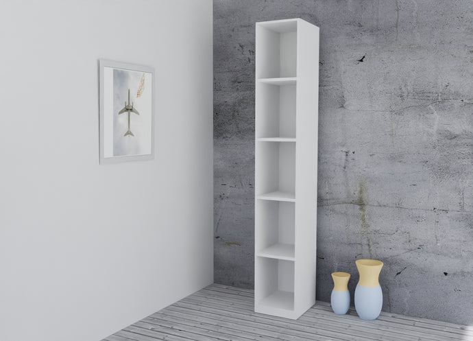 instrument Bronx shelf unit 33cm [Alpine White] - INSTRUMENT FURNITURE