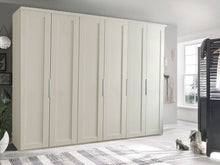 instrument CAMBRIDGE hinged door wardrobe 300cm [off white] - INSTRUMENT FURNITURE
