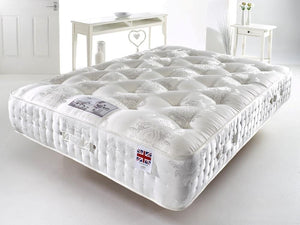 instrument CASHMERE mattress [2000 pocketed springs] - INSTRUMENT FURNITURE