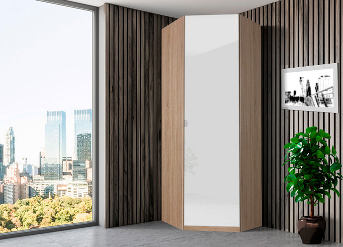 instrument Ipanema corner wardrobe [Multicolour] - INSTRUMENT FURNITURE