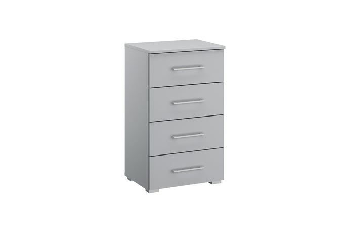 instrument Helix chest of drawers 47cm [Matt Silk Grey] - INSTRUMENT FURNITURE