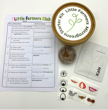 UrbanSproutz Little Farmers Microgreens Starter Kit - Pack Of 6