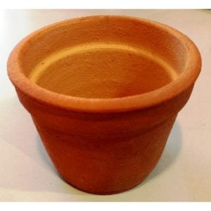 Terracotta Clay Pot (8cmØ)