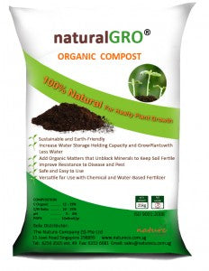 Natural Gro Organic Compost