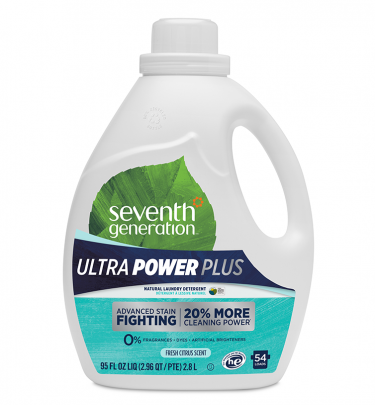 Seventh Generation Ultra Power Plus Laundry Detergent