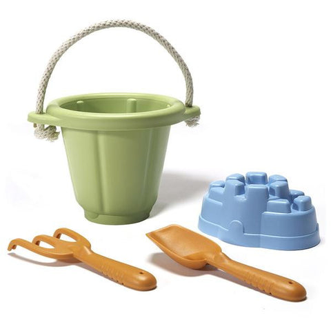 Green Toys Green Sand Playset