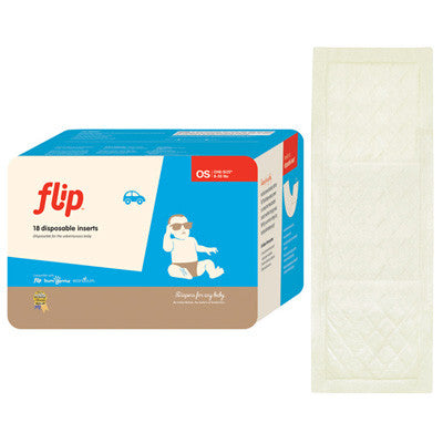 Flip Disposable Inserts - 18 Pack