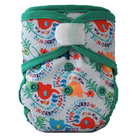 Sweet Pea Newborn Diaper Covers