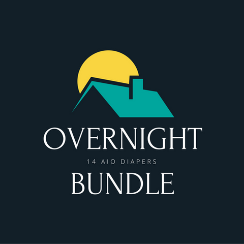 Overnight Pack - 14 All-in-One Bonus Service